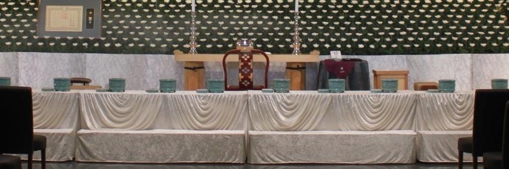 葬儀の日程を菩提寺に相談しましょう。の写真